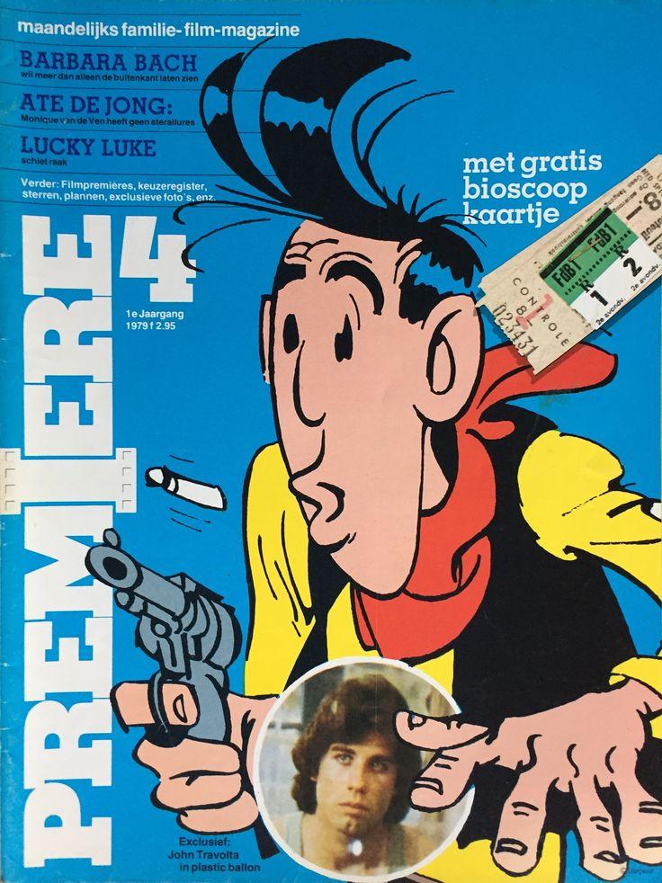 1979 #4 - Lucky Luke