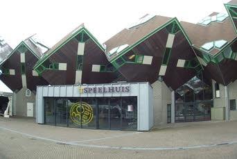 Het Speelhuis Helmond - voor de brand