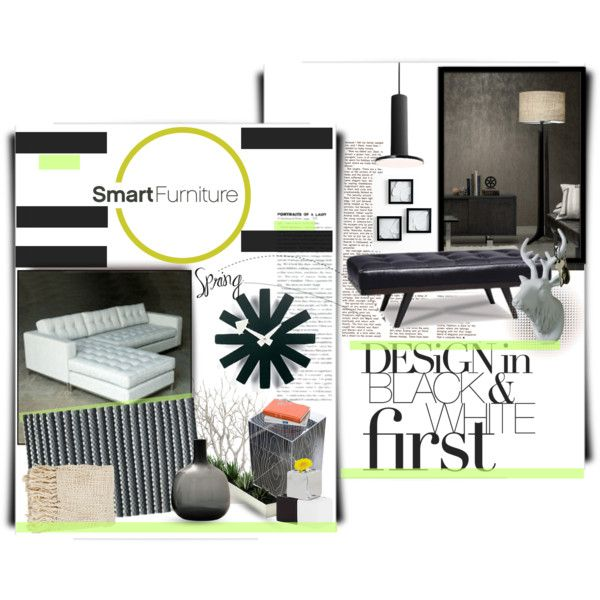 """Smart Furniture"" by tanyaf1 on Polyvore"