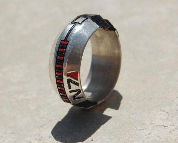 Mass Effect Ring