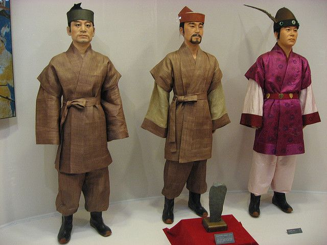 Costumes of the Joseon dynasty