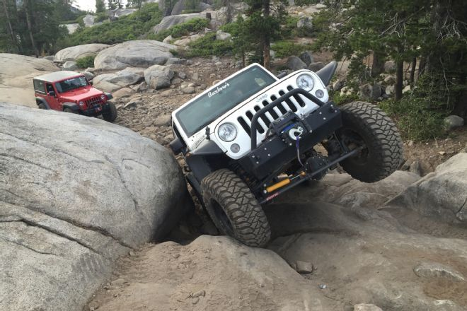 How To Survive The Rubicon Trail Your First Time