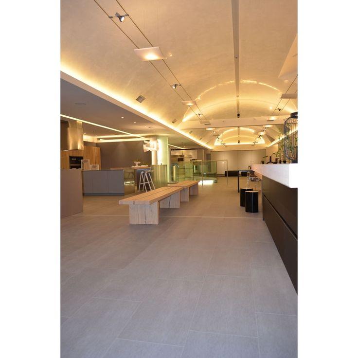 Show room Arrital Cucine (UD) - Nadura Bauxite  #madeinitaly #nadura #amazing
