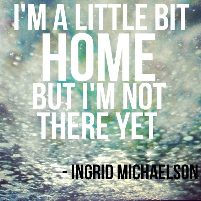 "Ingrid Michaelson lyrics ""Girls Chase Boys"""