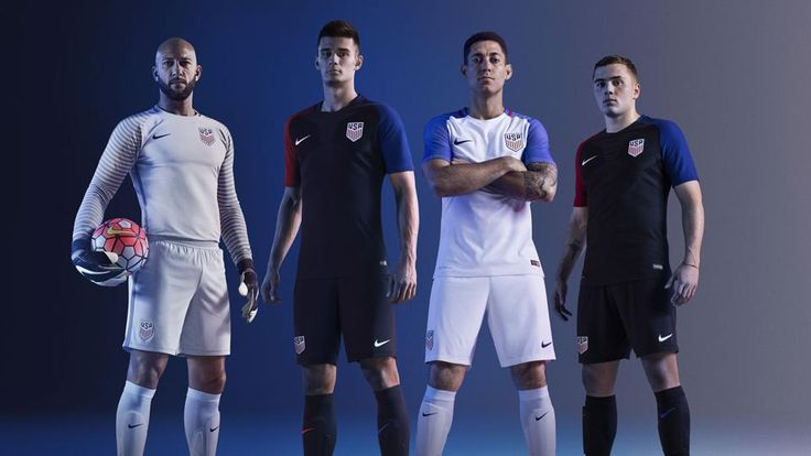 The USMNT and US U-23 team will be the first to wear the jerseys when both teams play important qualifying matches on March 25. The USMNT will face Guatemala in Guatemala City, Guatemala, while the U-23s will take on Colombia in the Olympic Qualifying playoffs in Barranquilla, Colombia.