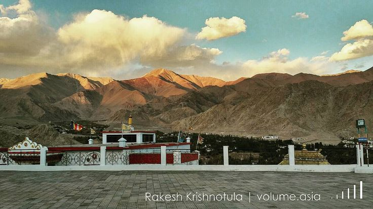 September Afternoon Leh City India By Rakesh Krishnotula Follow on IG : rakesh.krishnotula Production : volume.asia