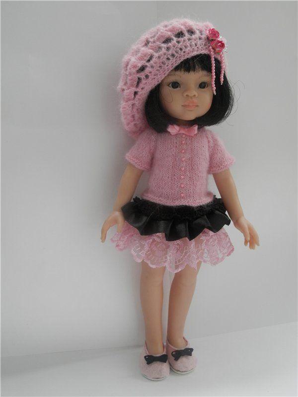 Наряды для красавиц от Паола Рейна-16 / Одежда для кукол / Шопик. Продать купить куклу / Бэйбики. Куклы фото. Одежда для кукол