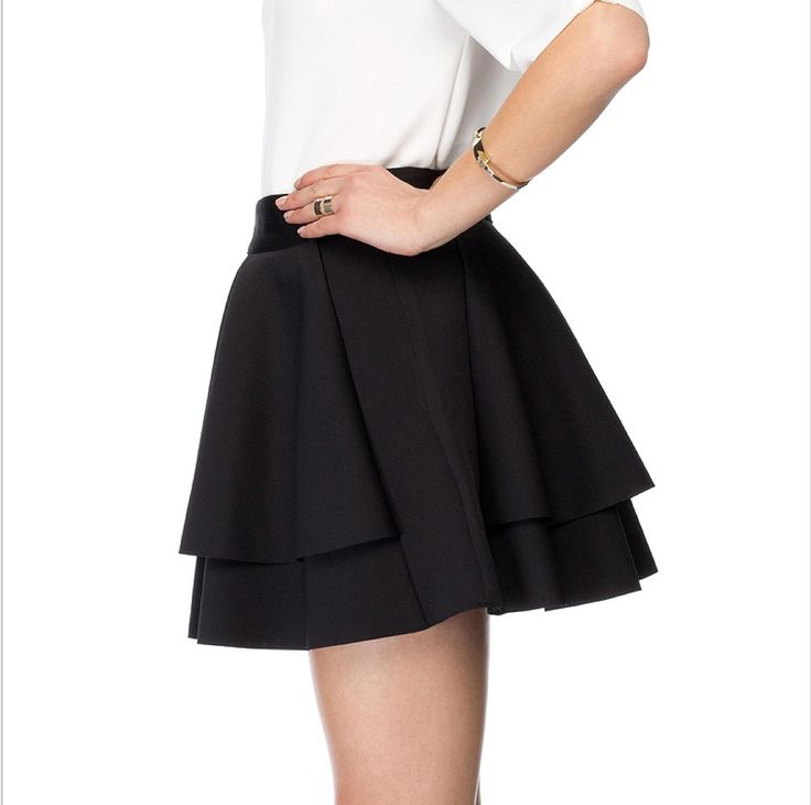 A #sweet and #trendy #skirt.