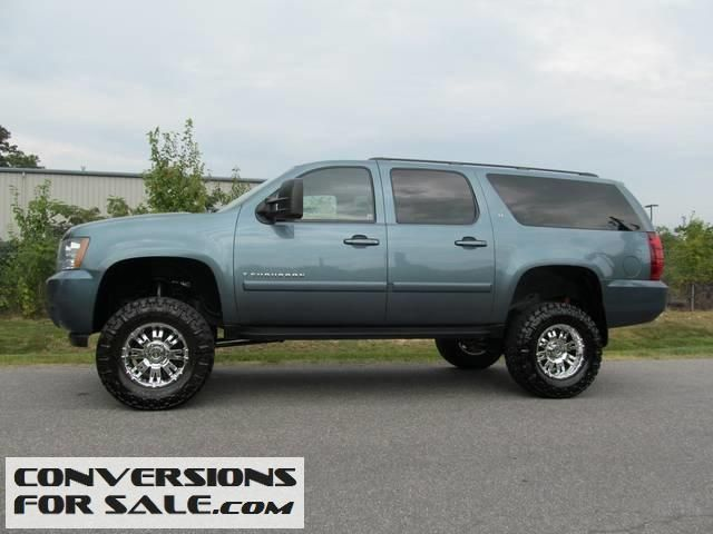 2008 chevrolet suburban lt 1500 lifted lifted chevy gmc trucks for sale pinterest. Black Bedroom Furniture Sets. Home Design Ideas