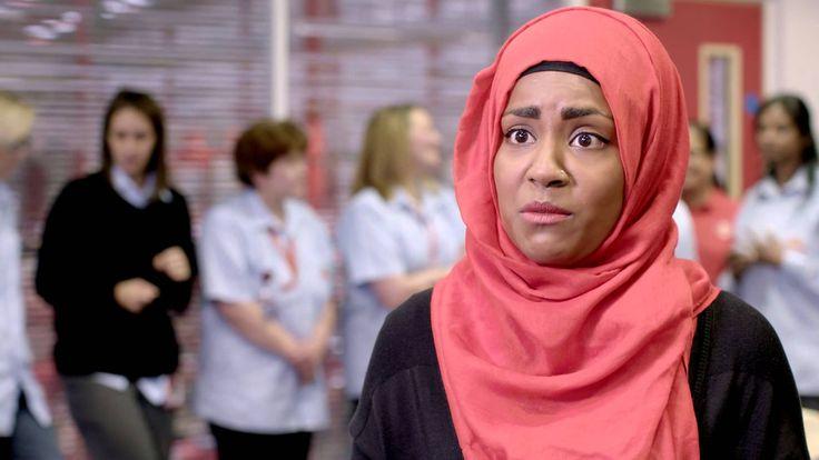TV star baker, Nadiya Hussain, cooks up a 'Post Early' Christmas surprise