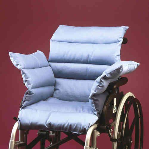 Asiento Acolchado completo para silla de ruedas    Ayudas técnicas para sentarse