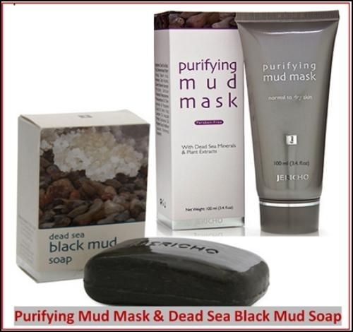 Purifying Mud Mask and Mud Soap on #iDealSmarter