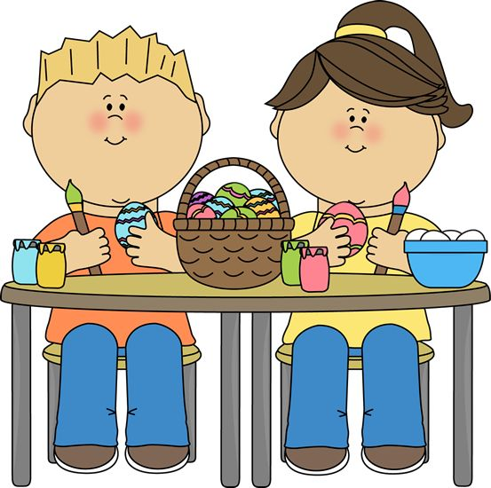 Easter clip art from mycutegraphics.com