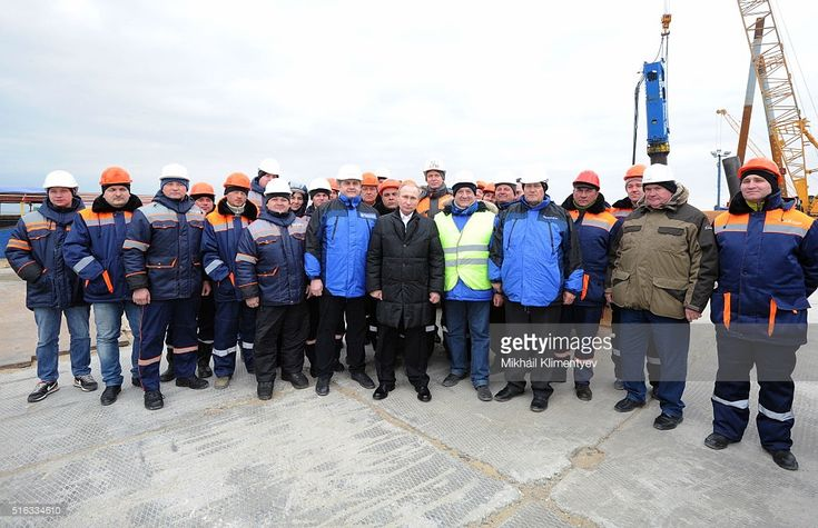 Крымский мост глазами Запада   Блог tutuskania   КОНТ
