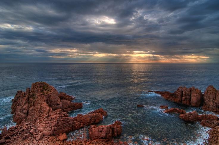 HDR Photo of Cape Woolamai, Phillip Island
