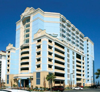 South Myrtle Beach Hotels. Holiday Sands South.