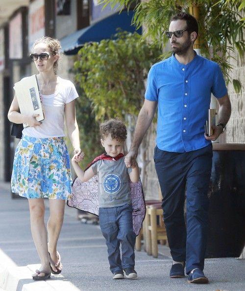 Natalie Portman's Superhero Son