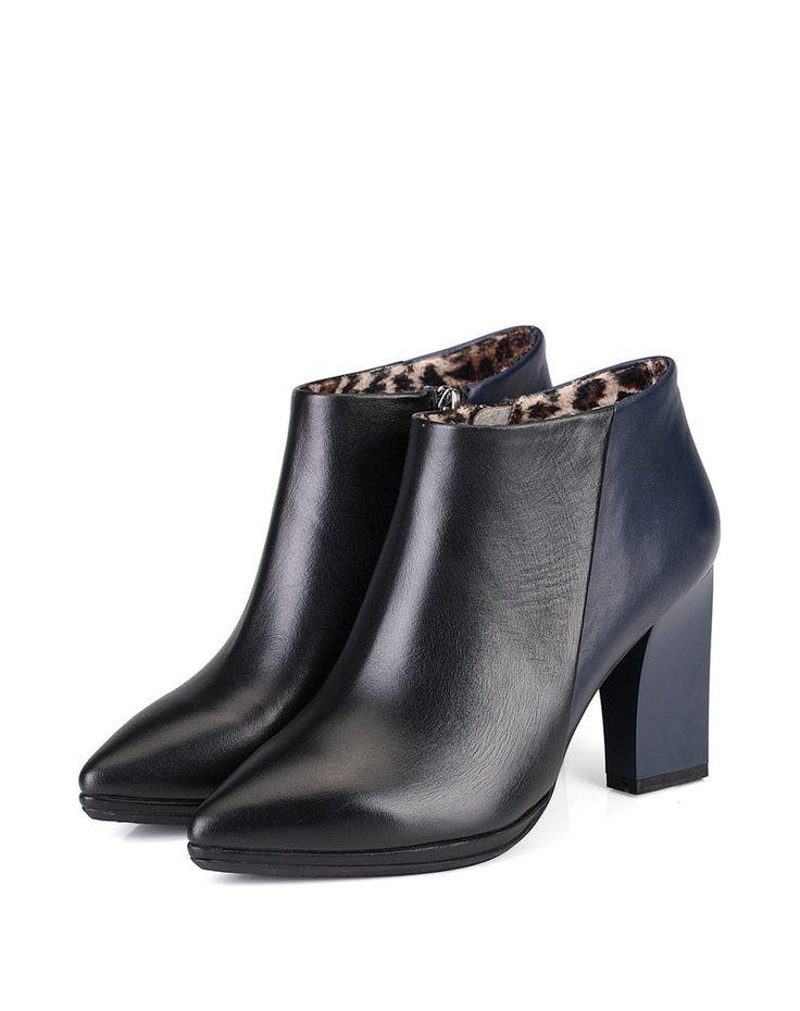 Arian Boot – Genkek Shoes