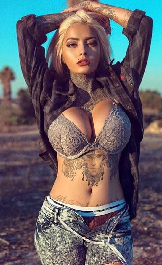 2171 best images about decollete on pinterest for Nude women tattoo