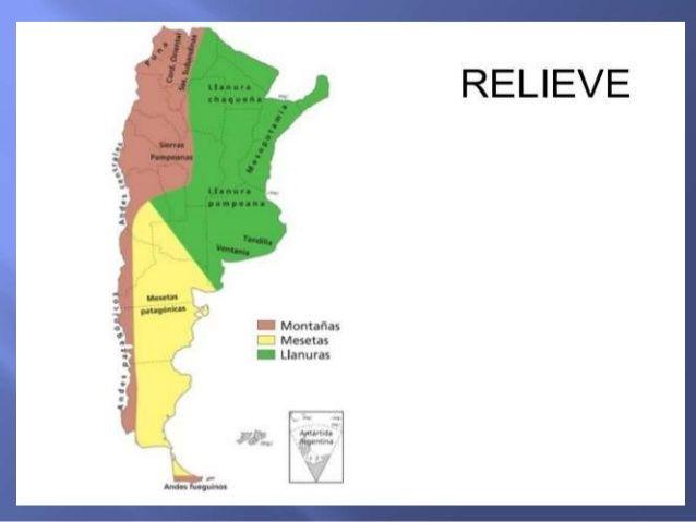 relieve de argentina parra el folleto