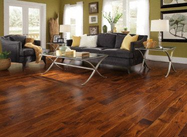 Golden Teak Engineered Wood Unique And Easy To Install
