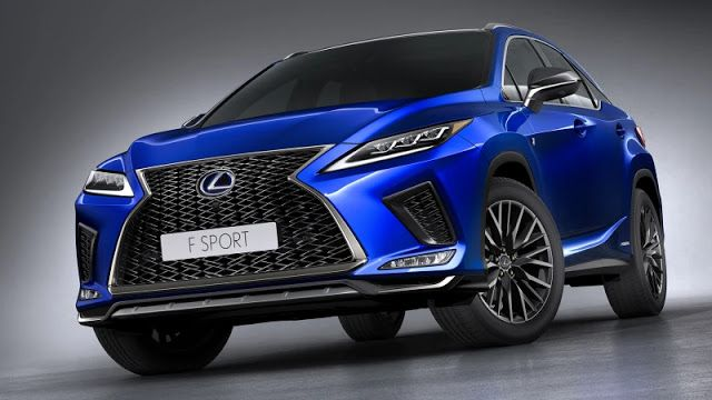 2020 Lexus Rx Pricing And Specs More Tech Revised Ride Sharper Entry Lexus Suv Models Lexus Suv Lexus