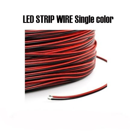 WIRE FOR STRIP SINGLE COLOR