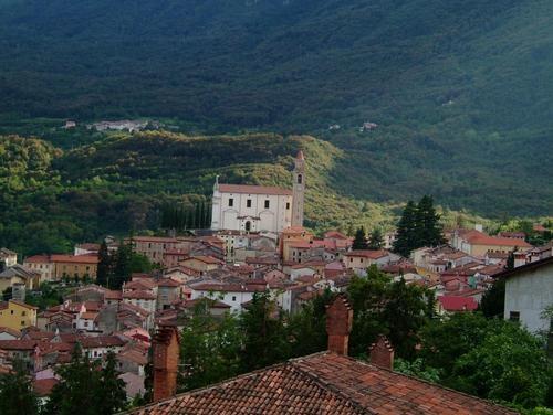 View of Arsiero, Veneto