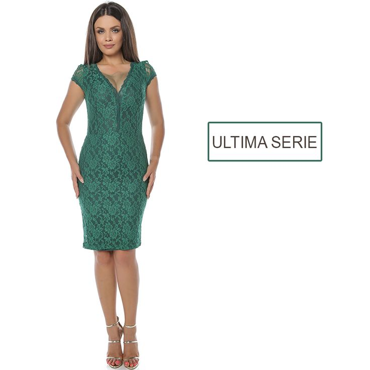 Deosebita rochie R340 este disponibilă doar pe o singură serie, verde, care poate fi a ta.  Profită acum și comandă cât mai repede. http://www.adromcollection.ro/618-rochie-angro-r340.html
