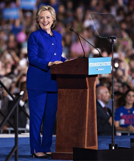 Pantsuit Nation is the secret Facebook group Hillary Clinton keeps mentioning, and what she did for them is incredible