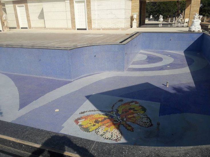 Swimming pools tiles design is extremely pleased to be produces of Glass Mosaics Tiles. Established in 2013 mosaic tiles is one of the best tiles and pool tiles.
