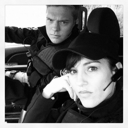 Amy Jo Johonson / David Paetkau / Flashpoint