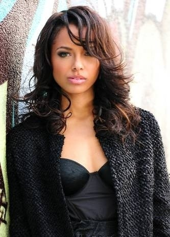 Kat Graham: want this to be my hair...