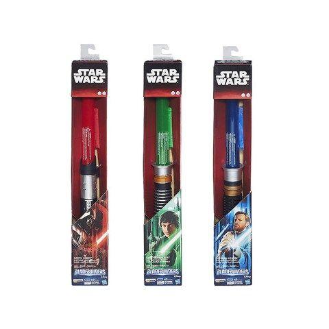 Star Wars Bladebuilders Electronic Lightsaber - Assorted | Kmart