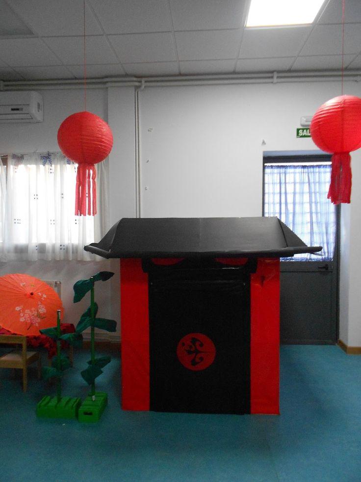 Las 25 mejores ideas sobre actividades de puertas abiertas for Decoracion china para casas