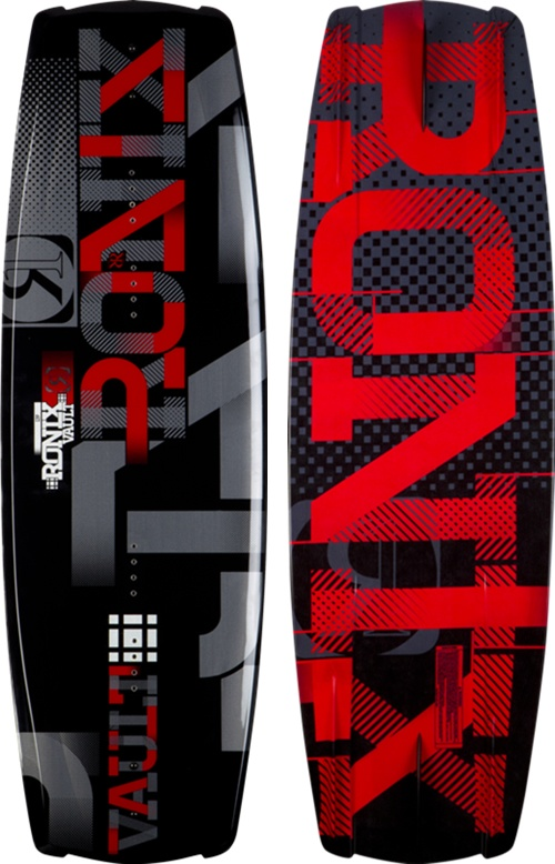 2013 Ronix Vault Wakeboard, I own this model and it has a late pop, which is great for air and an amazing rush