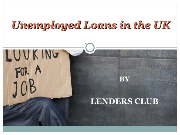 Unemployed loans from Lenders Club  Are you looking for a way to raise funds to deal with your expenses, despite being unemployed? You can turn up at Lenders Club, where viable offers on unemployed loans are being made available at feasible terms. Our offers are competitive and if you wish to know more, visit; http://goo.gl/10Znmp