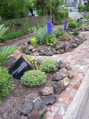 More Brick Options. Find This Pin And More On Hell Strip Gardening ...