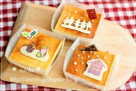 「クリスマスデコのチョコ♪」macha   お菓子・パンのレシピや作り方【corecle*コレクル】