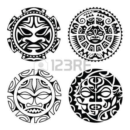Plantillas De Tatuajes Maories Para Imprimir