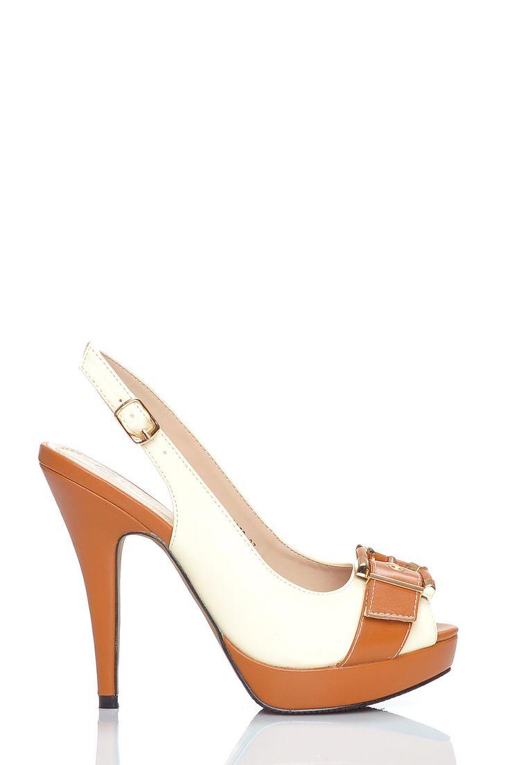 Sandały damskie na obcasie | sklep internetowy online Kari.com