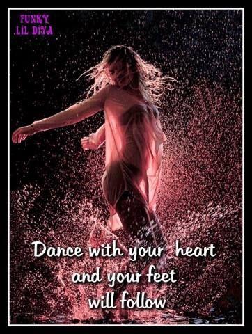 #dance #dancequotes #quotes #inspirational #funkylildiva