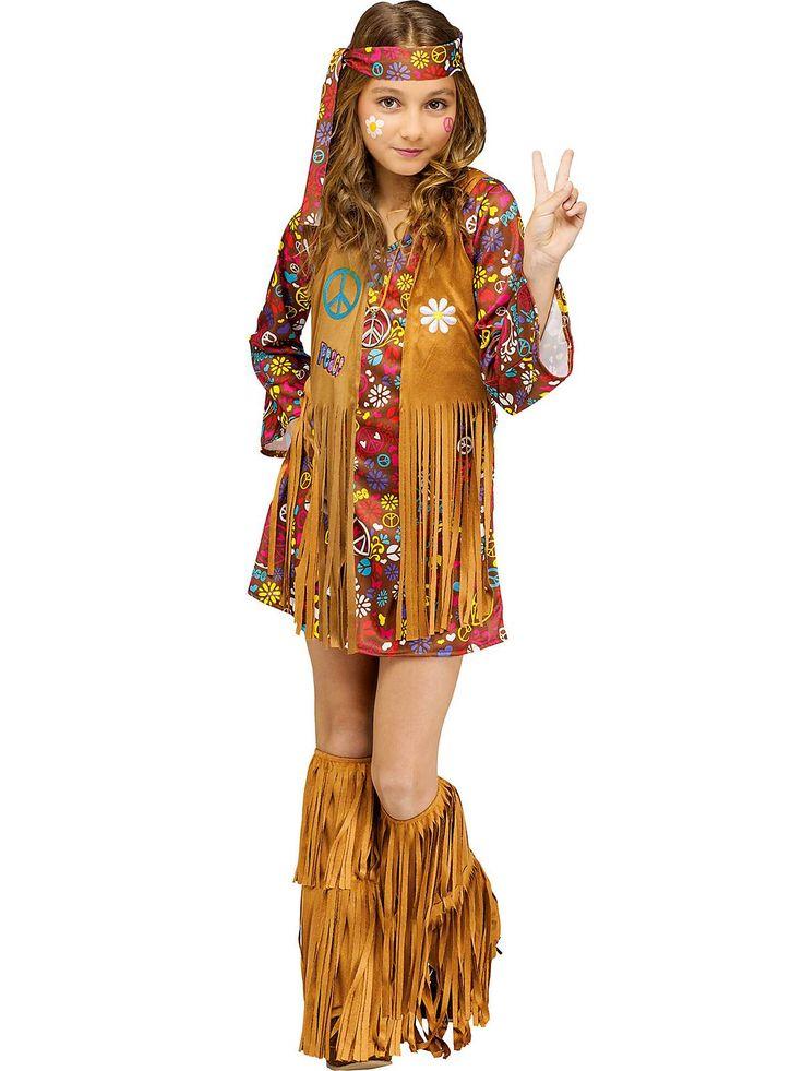Best 20 hippie costume ideas on pinterest diy hippie costume pirate hairstyles and pirate hair - Costume halloween fille ...
