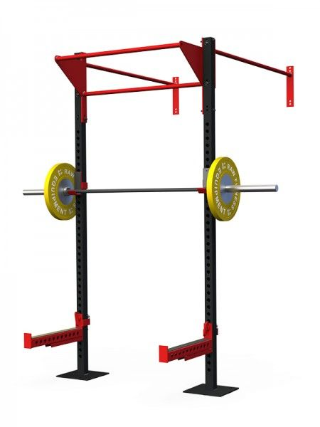 Wall Mounted Rig - Concept 01 - RAW Fitness Equipment