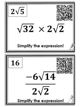 Best Square Roots Images On   Teaching Math Teaching
