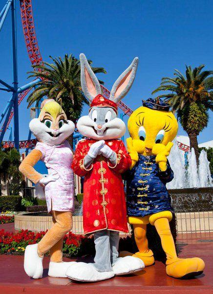 Warner Bros Movie World, Gold Coast Australia