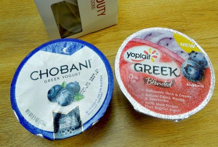 Teaching Preschoolers Graphing in a Yoplait Smack Down! - Miss Information