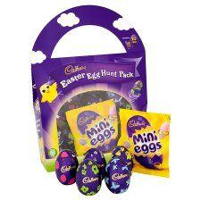 Cadbury Egg Hunt Pack 176G