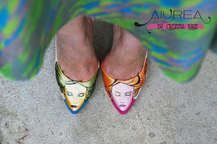 buy our stilettos at contact@atelieraiurea.ro