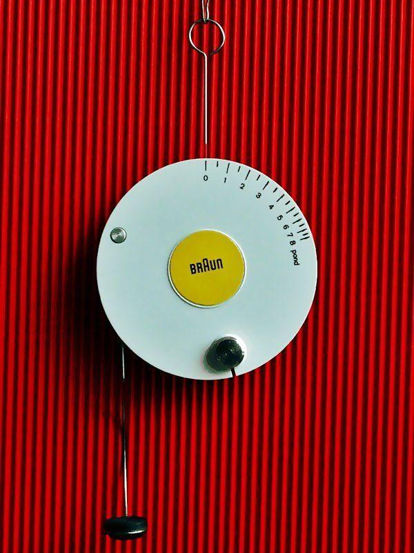 Braun Scale (Dieter Rams), Minimalist